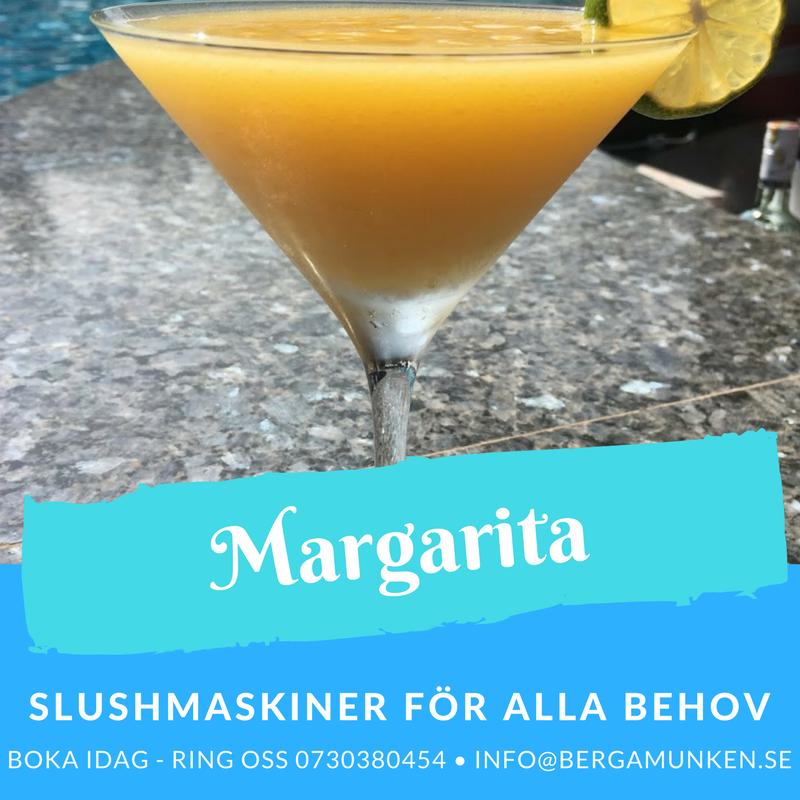 Margarita i margaritamaskin